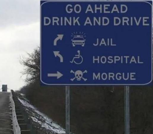 Use a Designated Driver